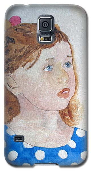 Innocence Galaxy S5 Case by Sandy McIntire