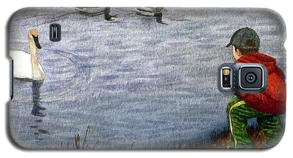 Innocent Curiosity Galaxy S5 Case