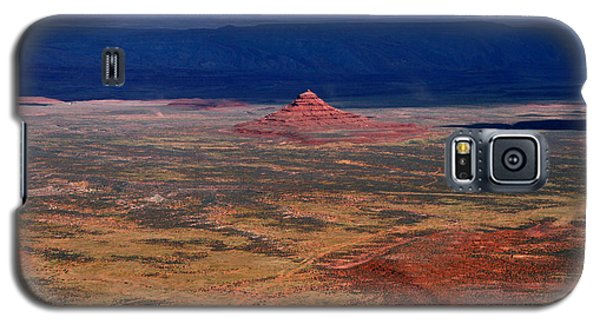 Inot The Valley Of The Gods Galaxy S5 Case by Butch Lombardi