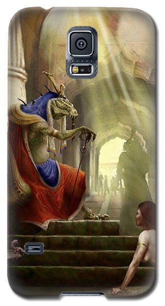Dungeon Galaxy S5 Case - Inquisition by Matt Kedzierski