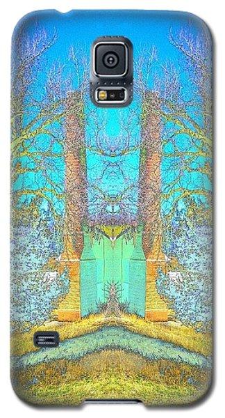 Insane Incinerator Galaxy S5 Case by Karen Newell