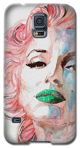 Insecure  Flawed  But Beautiful Galaxy S5 Case