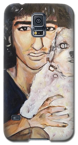 Inseparable Sunny And Milly Galaxy S5 Case by Belinda Low
