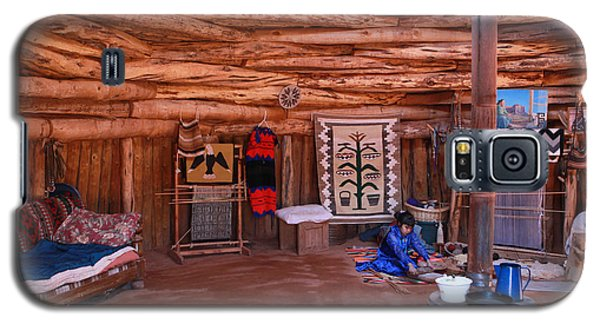 Inside A Navajo Home Galaxy S5 Case