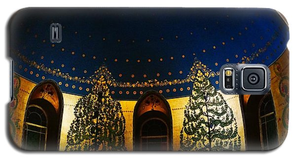 Inside A Synagogue Galaxy S5 Case by Julia Ivanovna Willhite