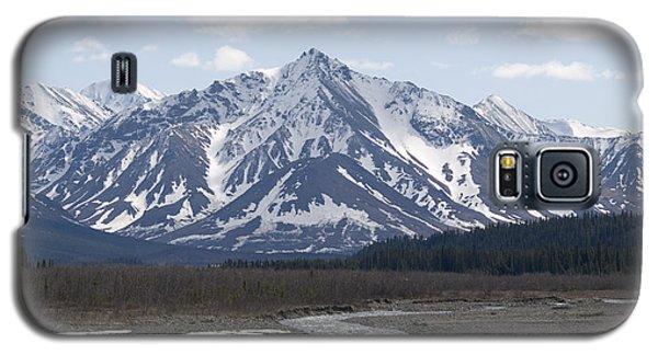 Inside Denali National Park 4 Galaxy S5 Case by Tara Lynn