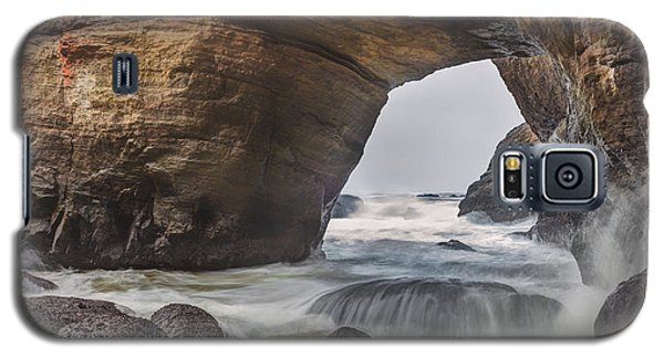 Inside Devils Punch Bowl Galaxy S5 Case