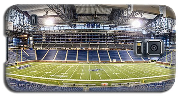 Inside Ford Field Galaxy S5 Case