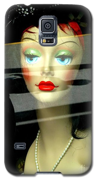 Inside Looking Out Galaxy S5 Case by Newel Hunter