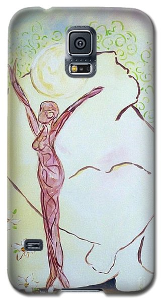 Dwindling To Me Galaxy S5 Case by Susan Fisher