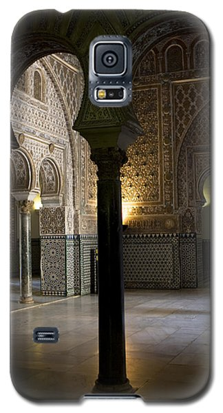 Inside The Alcazar Of Seville Galaxy S5 Case