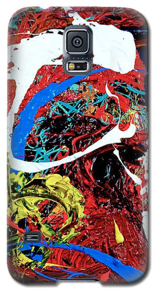 Inside The Big Fish Galaxy S5 Case by Elf Evans
