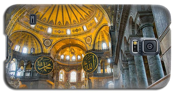 Inside The Hagia Sophia Istanbul Galaxy S5 Case
