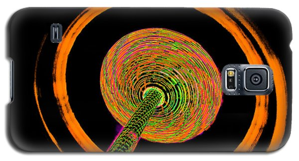 Inside The Vortex A Galaxy S5 Case by Michael Nowotny