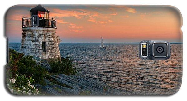 Inspirational Seascape - Newport Rhode Island Galaxy S5 Case
