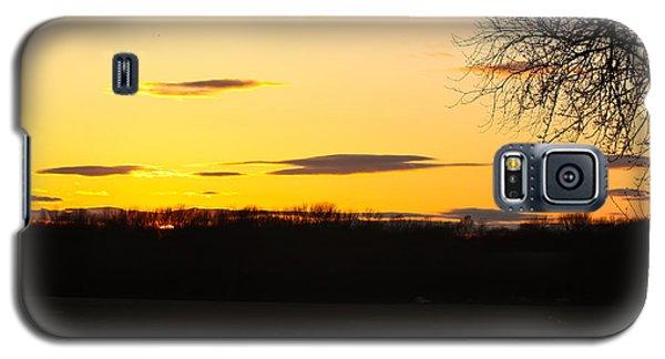 Inspirational Sunset  Galaxy S5 Case
