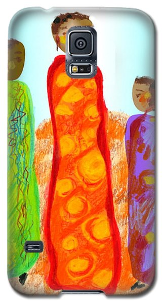 Inspired By Gerty Galaxy S5 Case by Mary Armstrong