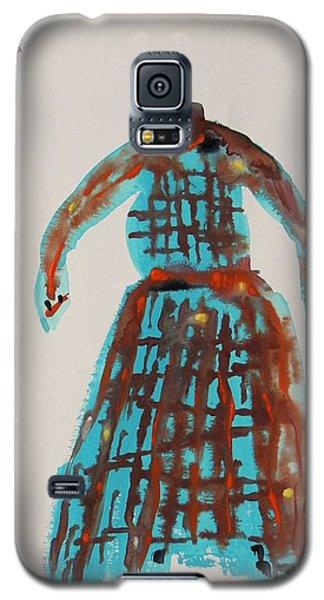 Inspired By Vuillard Galaxy S5 Case by Mary Carol Williams