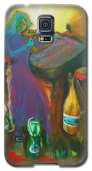 Inspired Songs Galaxy S5 Case
