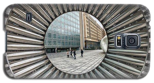 Institut Du Monde Arabe - Paris Galaxy S5 Case by Luciano Mortula