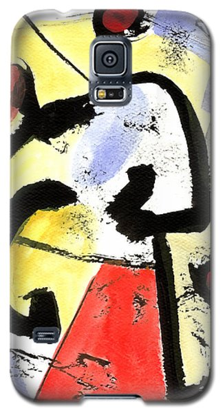 Intense And Purpose 1 Galaxy S5 Case