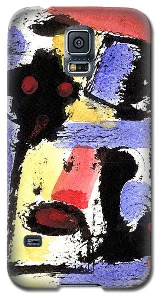 Intense And Purpose 2 Galaxy S5 Case