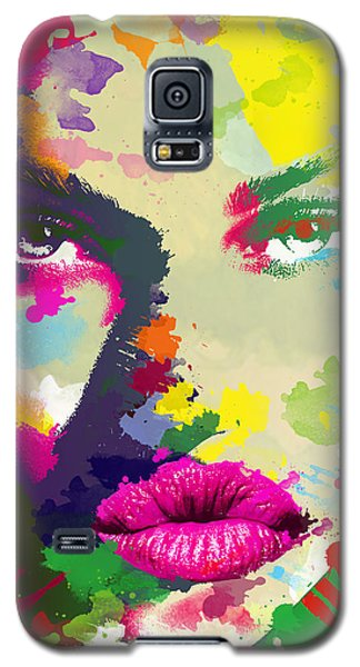 Intensity Galaxy S5 Case