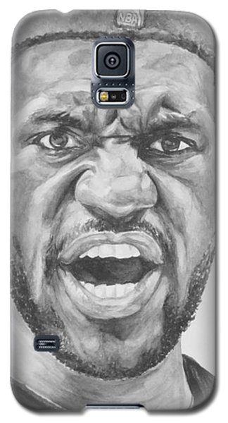 Intensity Lebron James Galaxy S5 Case