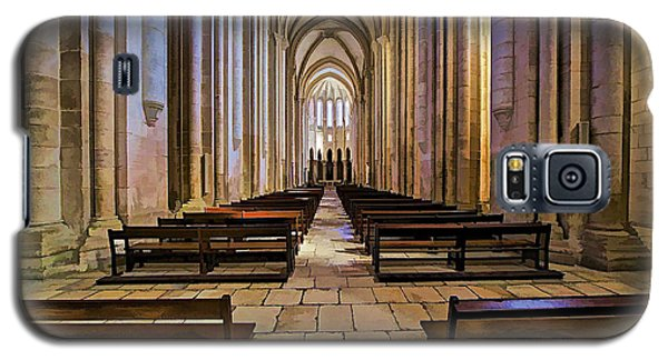 Interior Of The Monastery Da Batalha Galaxy S5 Case