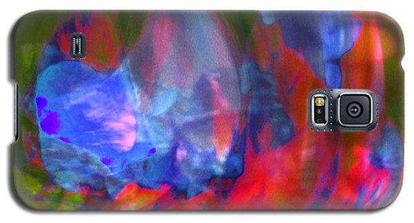 Galaxy S5 Case featuring the digital art Interior by Richard Thomas