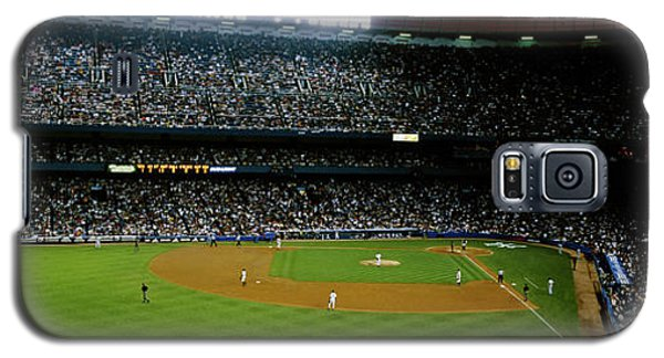 Interiors Of A Stadium, Yankee Stadium Galaxy S5 Case