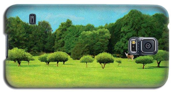 Galaxy S5 Case featuring the digital art Interloper by David Klaboe