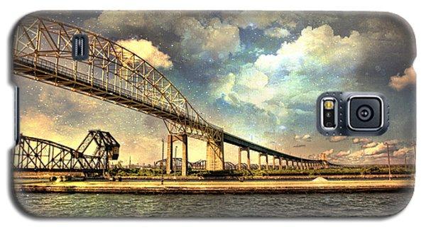 International Bridge Sault Ste Marie Galaxy S5 Case