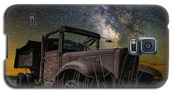 International Milky Way Galaxy S5 Case