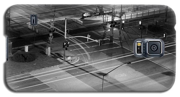 Galaxy S5 Case featuring the photograph Intersection by Heidi Smith