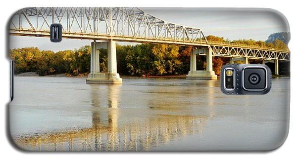 Interstate Bridge In Winona Galaxy S5 Case