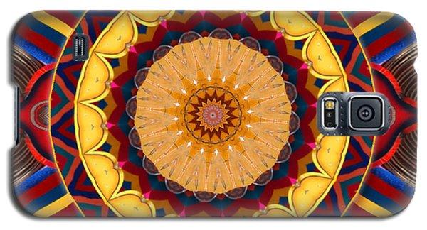 Into Stripes  Galaxy S5 Case by Barbara R MacPhail