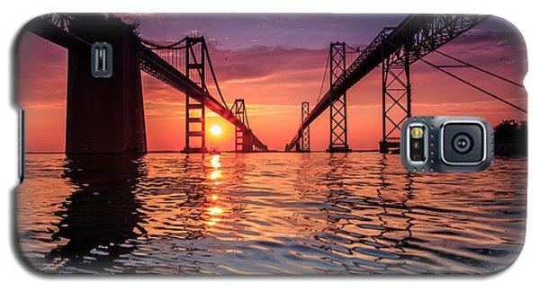 Into Sunrise 2 Galaxy S5 Case