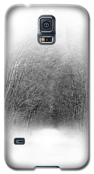 Galaxy S5 Case featuring the photograph Into The . . .  by Sebastian Mathews Szewczyk