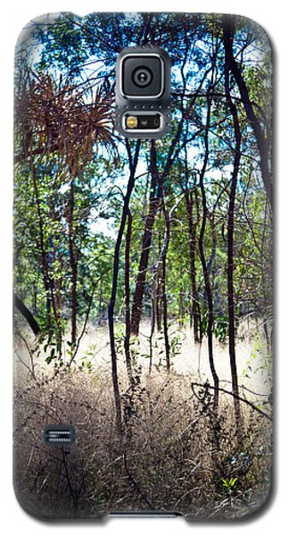 Galaxy S5 Case featuring the photograph Into The Bush by Carole Hinding