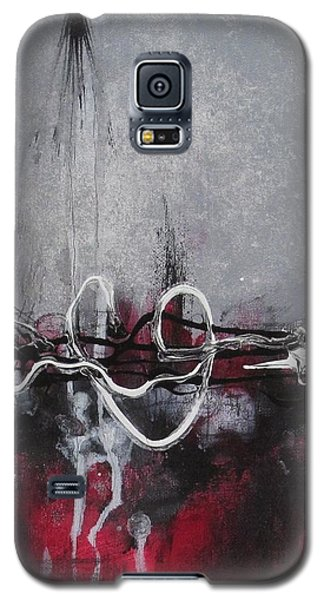 Into The Fire Galaxy S5 Case by Nicole Nadeau