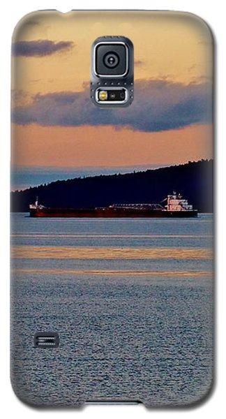 Into The Gitchigumi Night Galaxy S5 Case by Daniel Thompson