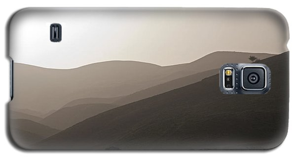 Into The Israel Desert - 1 Galaxy S5 Case