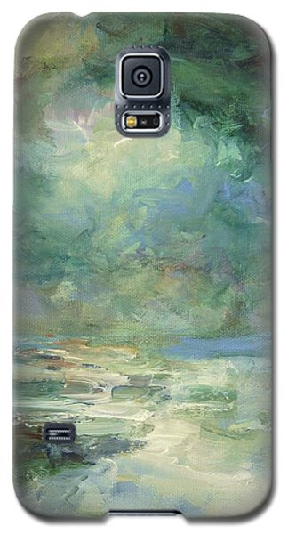 Into The Light Galaxy S5 Case by Mary Wolf