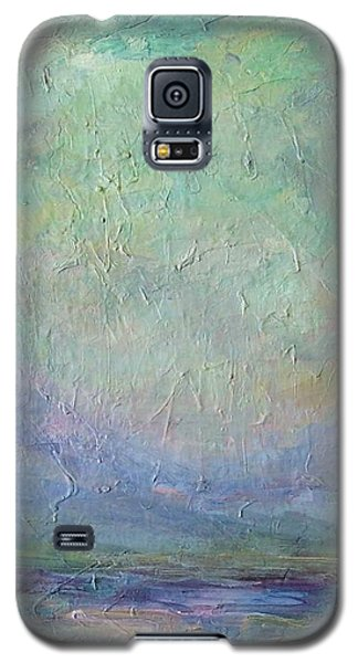 Into The Morning Galaxy S5 Case by Mary Wolf