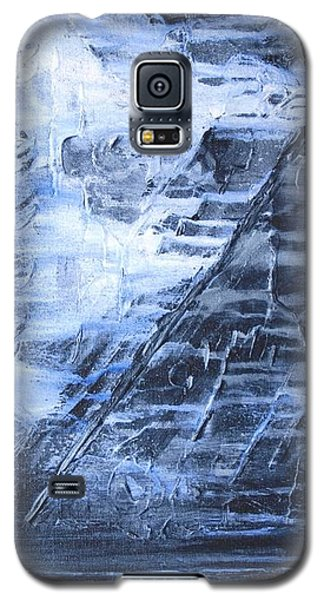 Galaxy S5 Case featuring the photograph Into The Mystic by Susan  Dimitrakopoulos