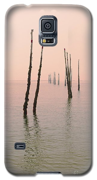 Into The Pink Sunset... Galaxy S5 Case