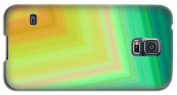 Into The Tunnel 2 Galaxy S5 Case by Karen Nicholson