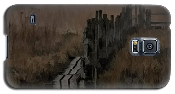 Into The Unknown  By Leif Sohlman Galaxy S5 Case by Leif Sohlman