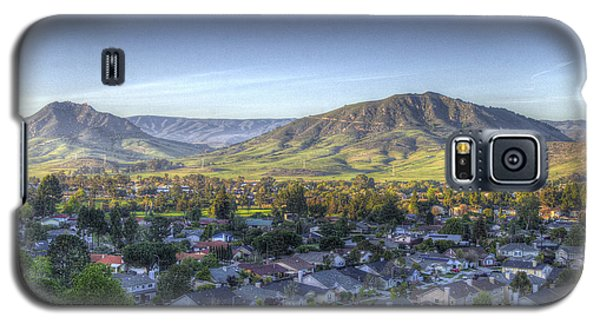 Into The Valley Below Galaxy S5 Case
